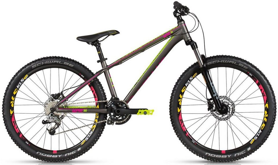 kellys mtb dirtbike 26 zoll 9 gang sram x4 whip 30 online kaufen otto. Black Bedroom Furniture Sets. Home Design Ideas