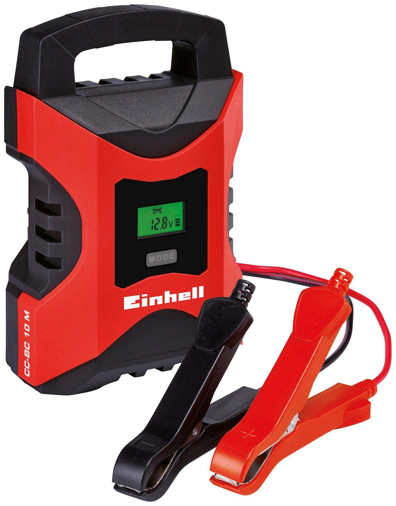 EINHELL Batterieladegerät »CC-BC 10 M«