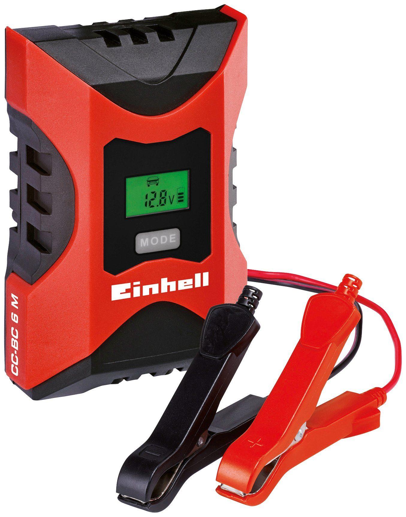 EINHELL Batterieladegerät »CC-BC 6 M«