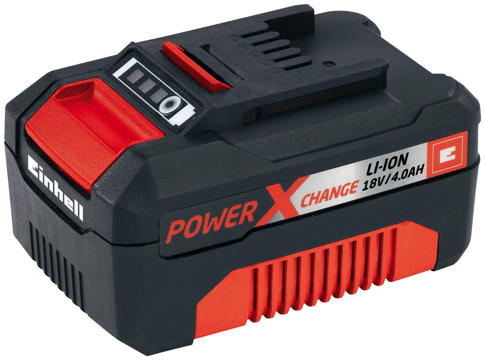 EINHELL Akku »Power-X-Change«, 18 V, 4,0 Ah