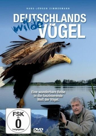 DVD »Deutschlands wilde Vögel, 1 DVD«