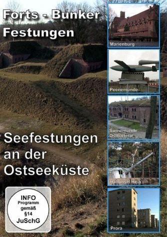 DVD »Seefestungen an der Ostseeküste - Forts -...«