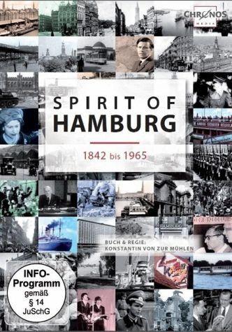 DVD »Spirit of Hamburg - 120 Jahre Geschichte...«