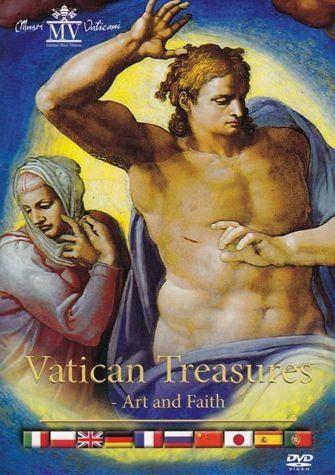 DVD »Vatikanische Schätze, 1 DVD«