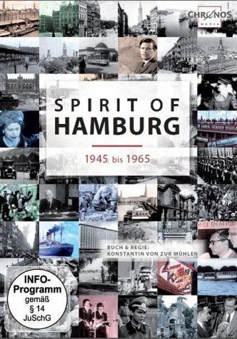DVD »Spirit of Hamburg - Die Geschichte Hamburgs....«