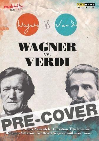 DVD »Wagner vs. Verdi, 1 DVD«
