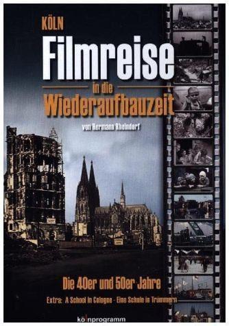 DVD »Köln: Filmreise in die Wiederaufbauzeit, 1 DVD«