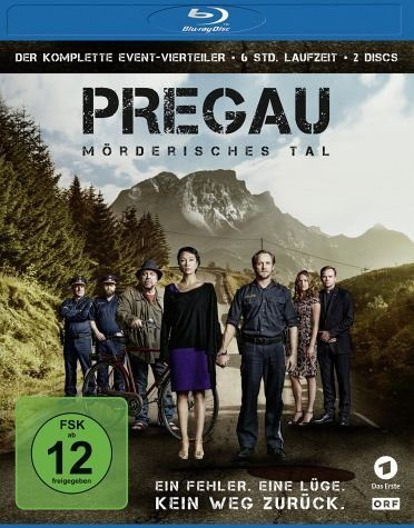 Blu-ray »Pregau - Mörderisches Tal (2 Discs)«