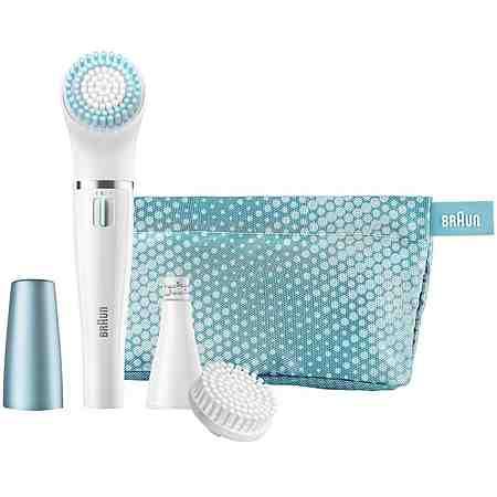 Körperpflege: Gesichtspflege: Gesichtsbürste