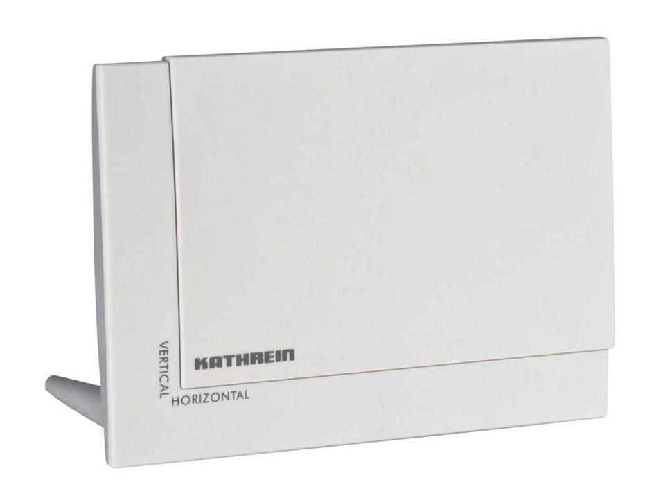 Kathrein DVB-T2 Indoor-Antenne mit Fernspeisung »BZD 32« in weiss