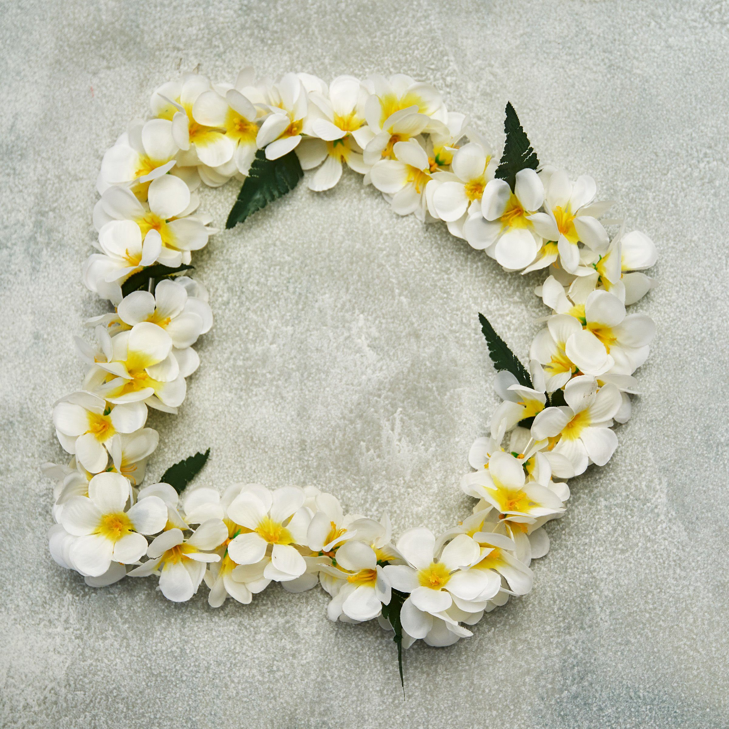 BUTLERS ALOHA »Blumenkette Frangipani«