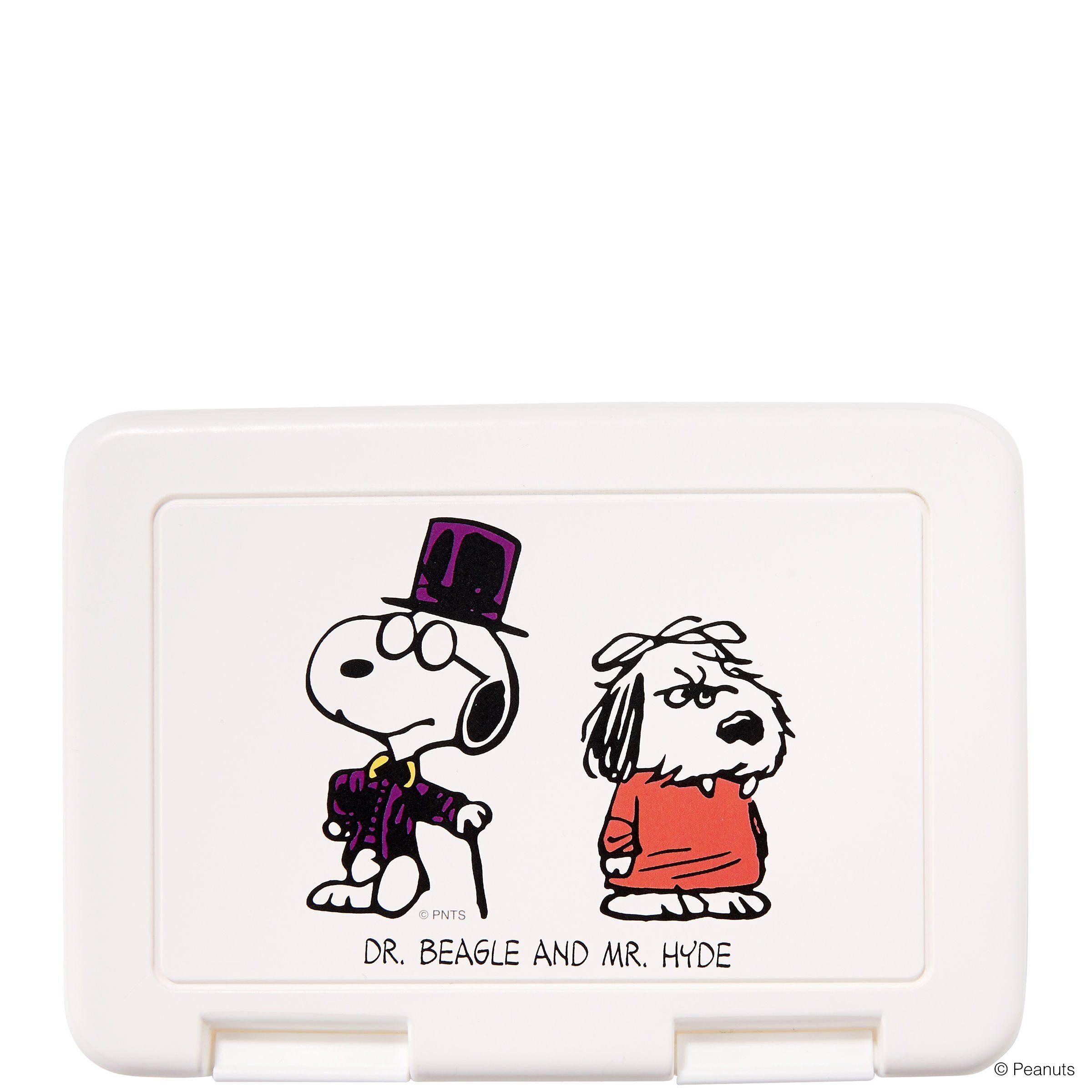 BUTLERS PEANUTS »Brotdose Dr. Beagle & Mr. Hyde«