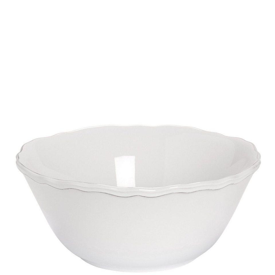 BUTLERS EATON PLACE »Salatschale« in Weiß