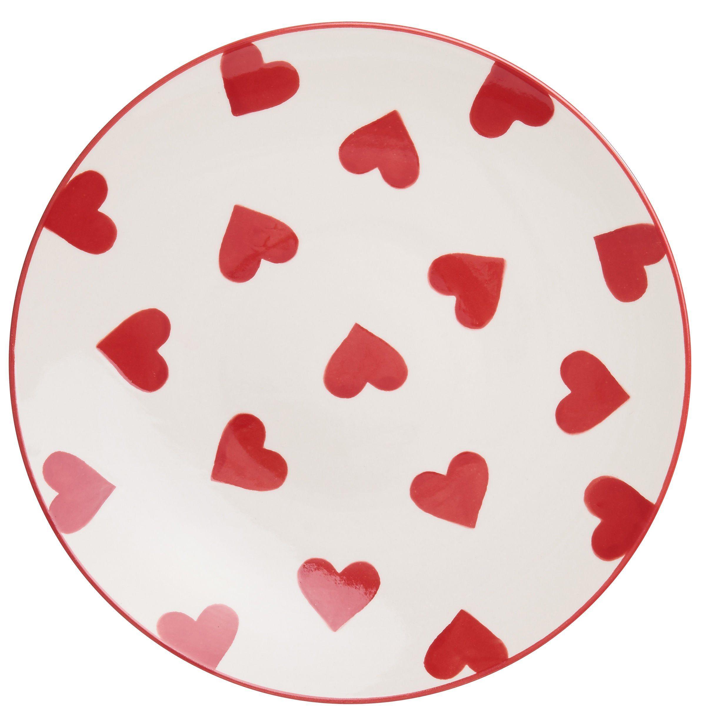 BUTLERS HEART »Teller mit Herzen«