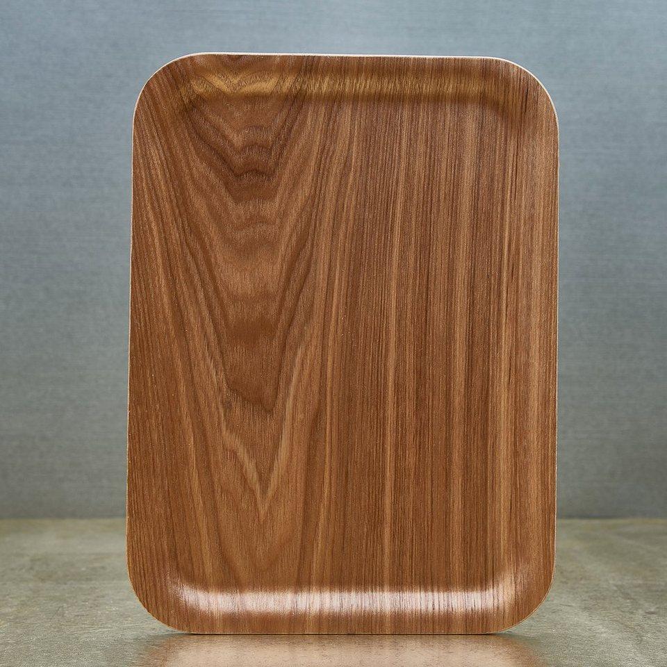 BUTLERS TIMBER »Tablett« in braun