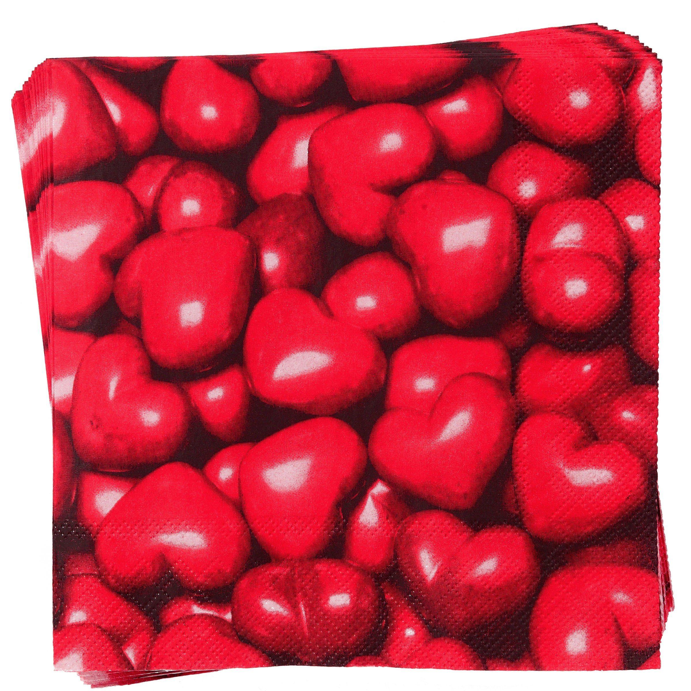 BUTLERS APRÈS »Papierserviette Stone Hearts«
