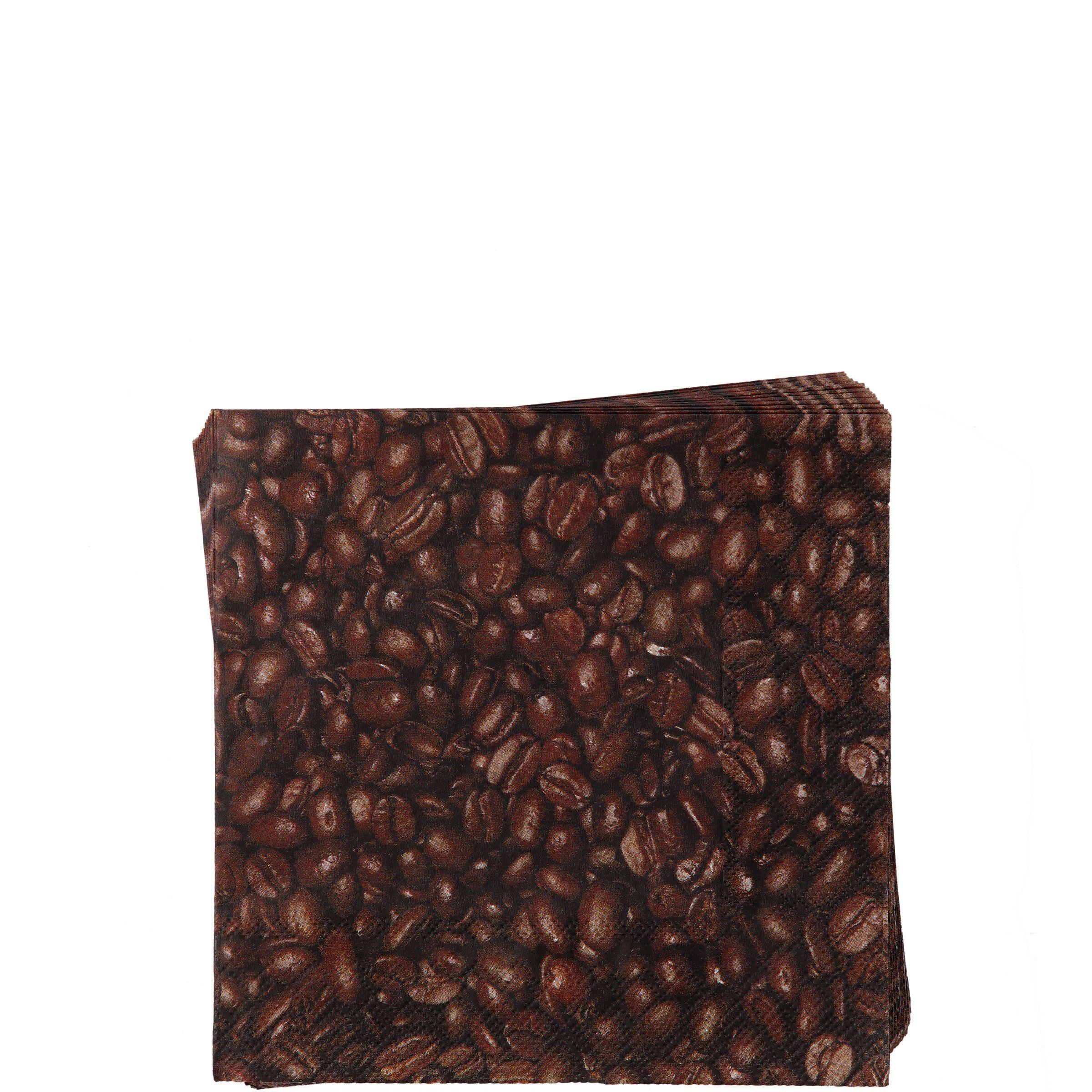 BUTLERS APRÈS »Cocktailserviette Kaffeebohnen«