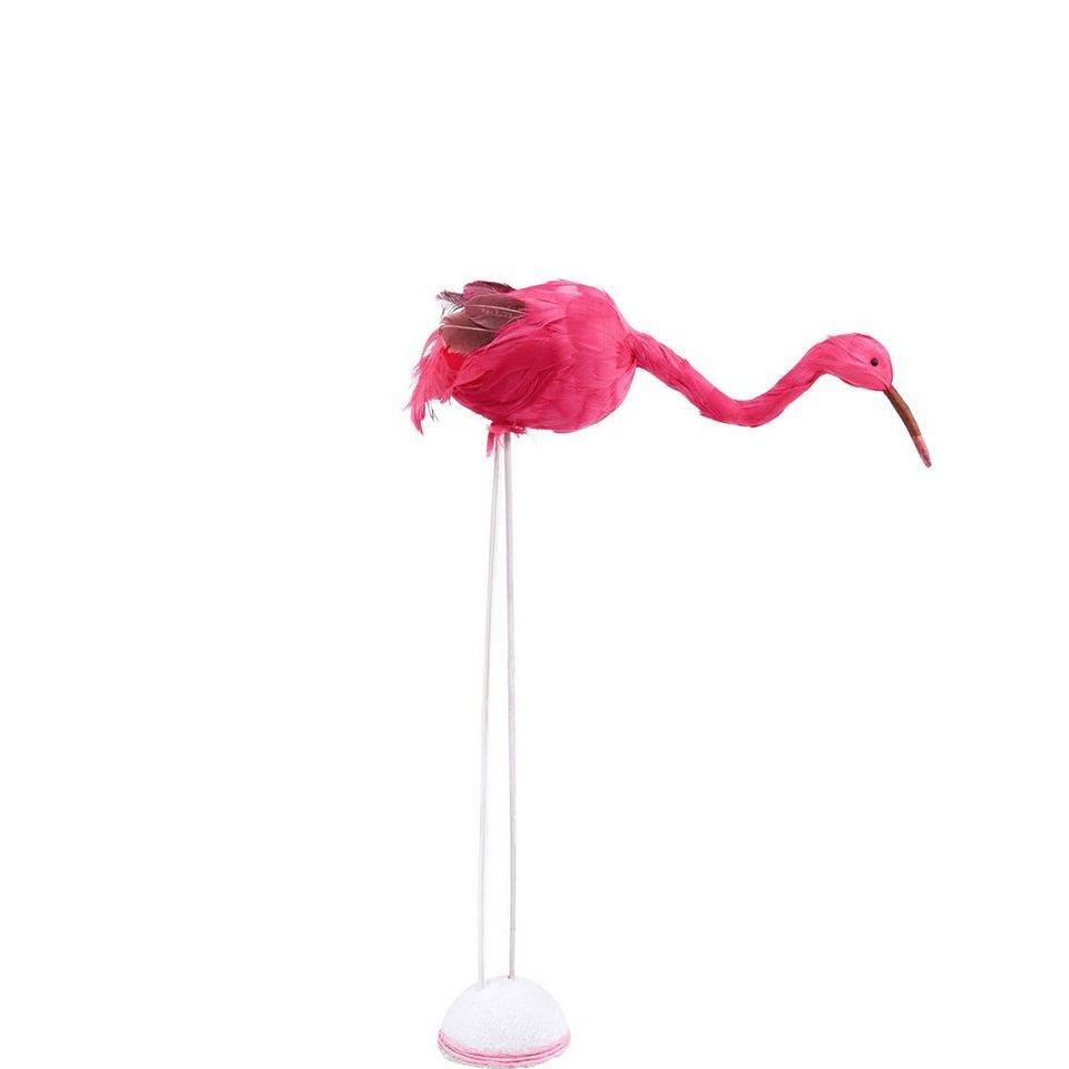 BUTLERS FLAMINGO »Deko Flamingo« in pink
