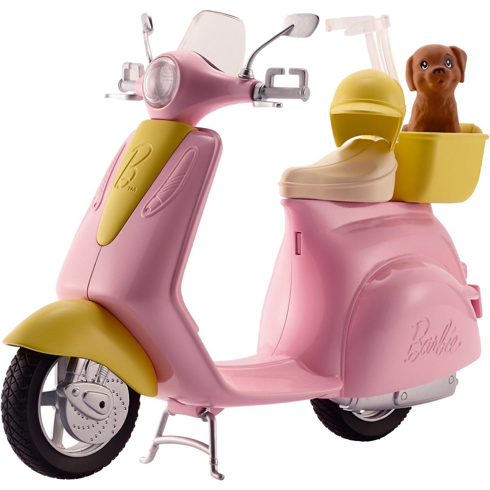 Mattel® Barbie Roller