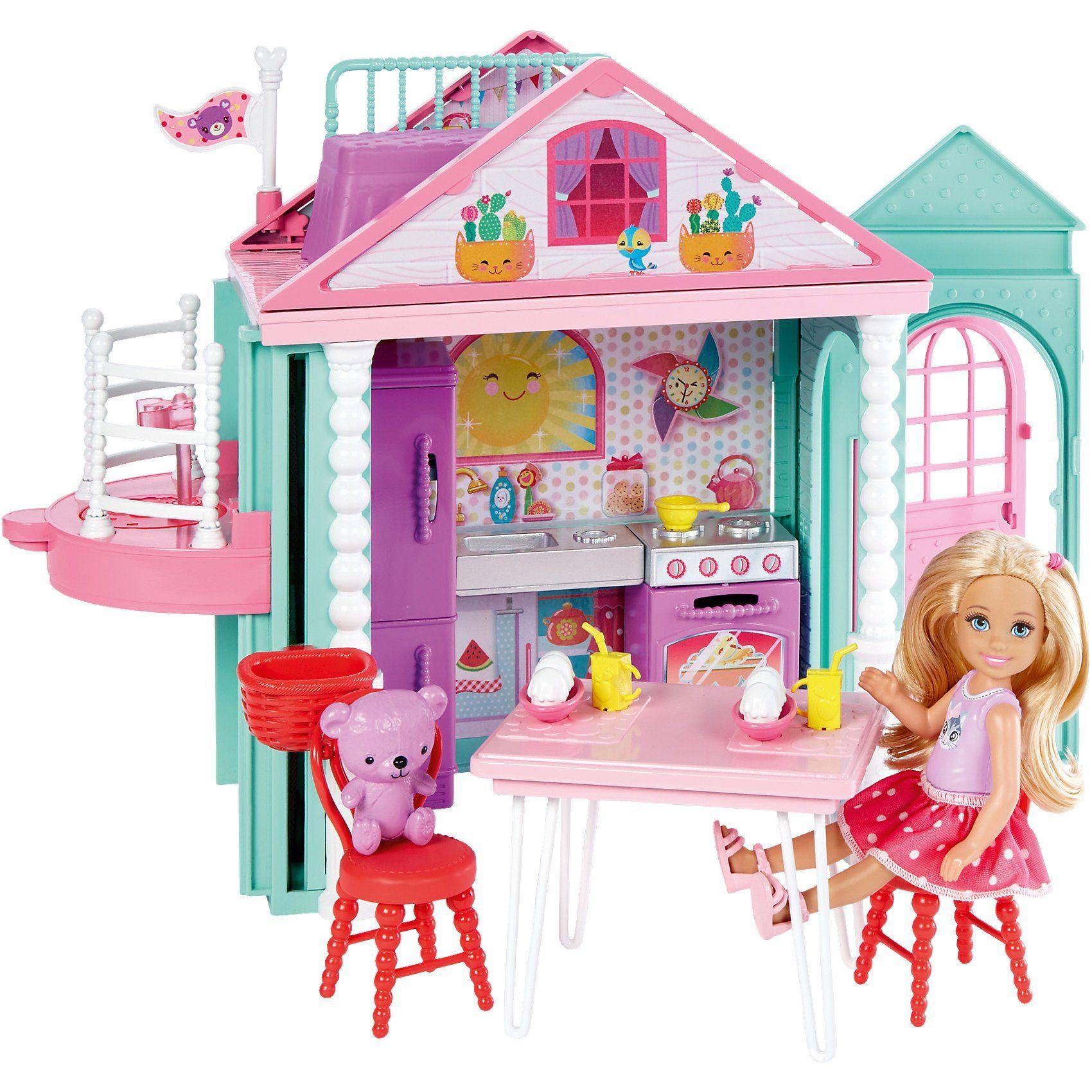 Mattel® Barbie Club Chelsea Spielhaus