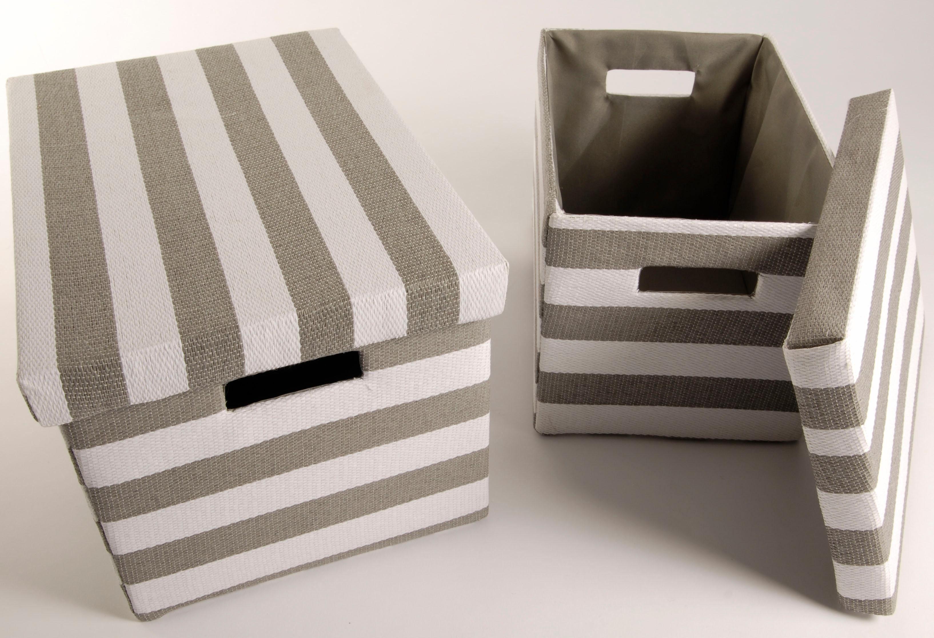 Home affaire Box (2er Set)