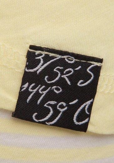 SOCCX Langarmshirt (Set, mit Top), im tollen Lagenlook
