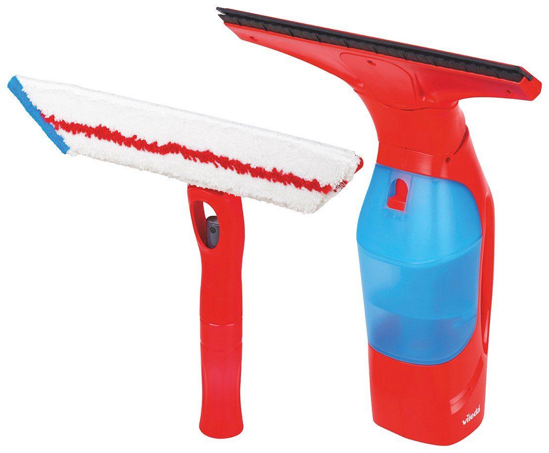 VILEDA Fenstersauger »Windomatic « inklusive Spray-Einwascher