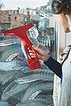 VILEDA Fenstersauger »Windomatic « inklusive Spray-Einwascher, Bild 6