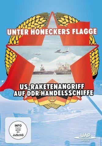DVD »Unter Honeckers Flagge - US-Raketenangriff auf...«