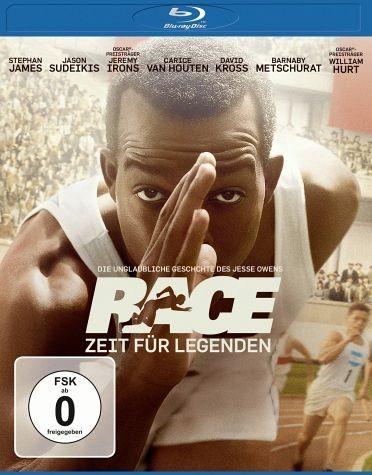 Blu-ray »Race - Zeit für Legenden«