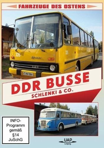 DVD »DDR Busse, 1 DVD«