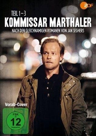 DVD »Kommissar Marthaler - Teil 1-3 DVD-Box«