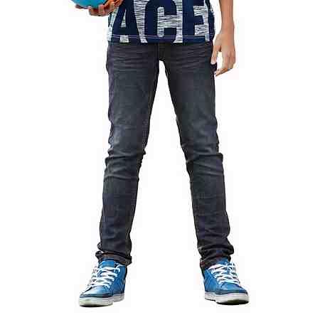 s.Oliver RED LABEL Junior Stretch-Jeans Regular-fit mit schmalem Bein