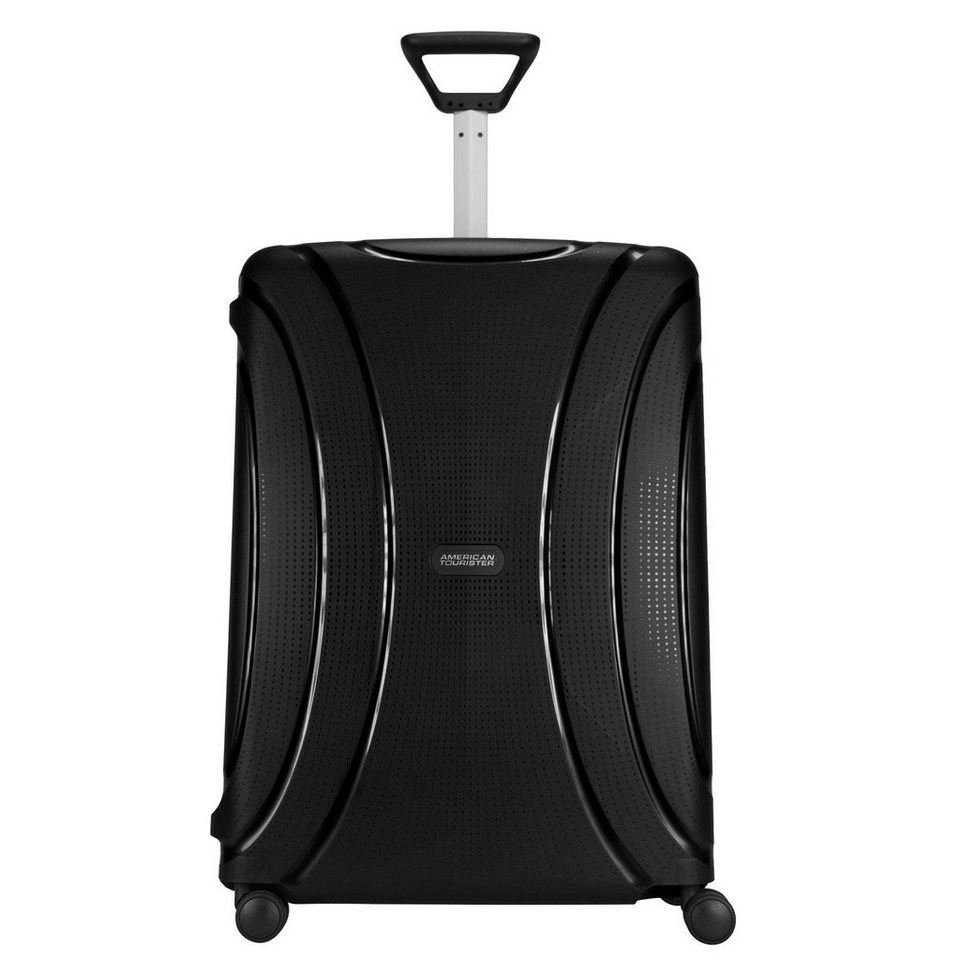 American Tourister American Tourister Lock'N'Roll Spinner 4-Rollen Trolley 69 cm in jet black