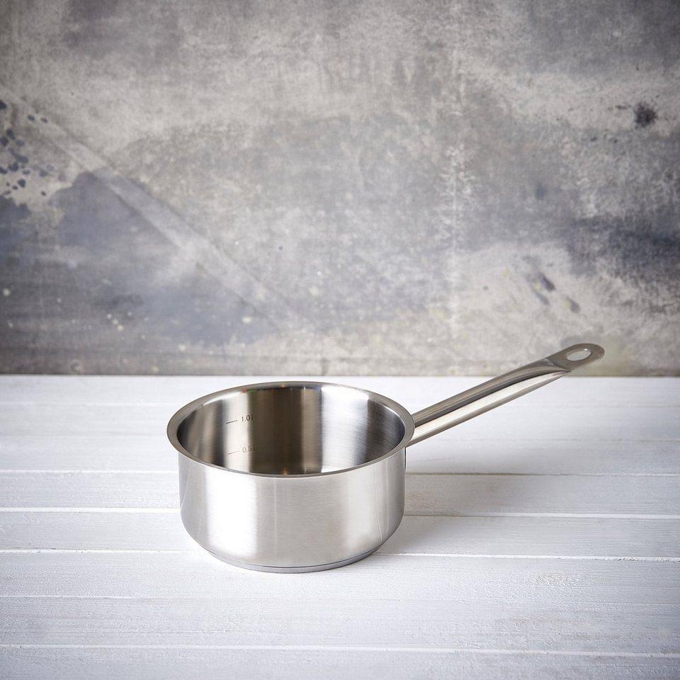 BUTLERS PASO DOBLE »Stielkasserolle« in Silber