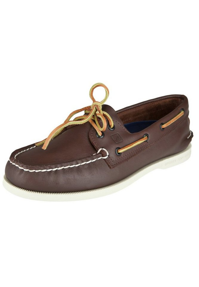 SPERRY Bootsschuhe »AUTHENTIC ORIGINAL 2-EYE CLASSIC« in brown