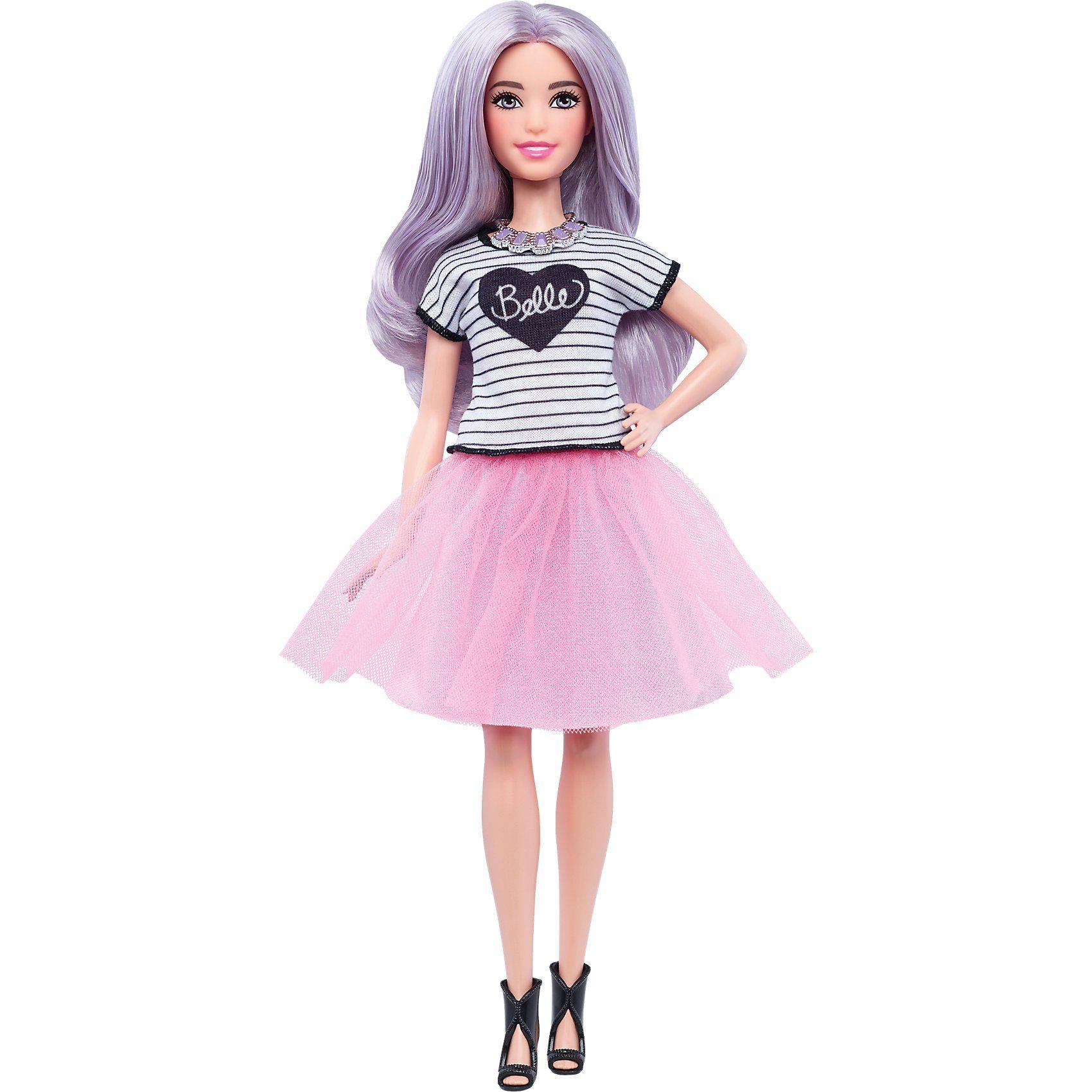 Mattel® Barbie Fashionistas Puppe im pinken Tüllrock