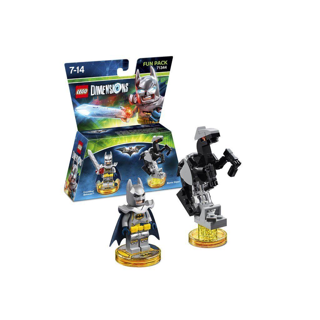 Warner Games Fanartikel »Lego Dimensions Fun Pack - Lego Batman Movie«