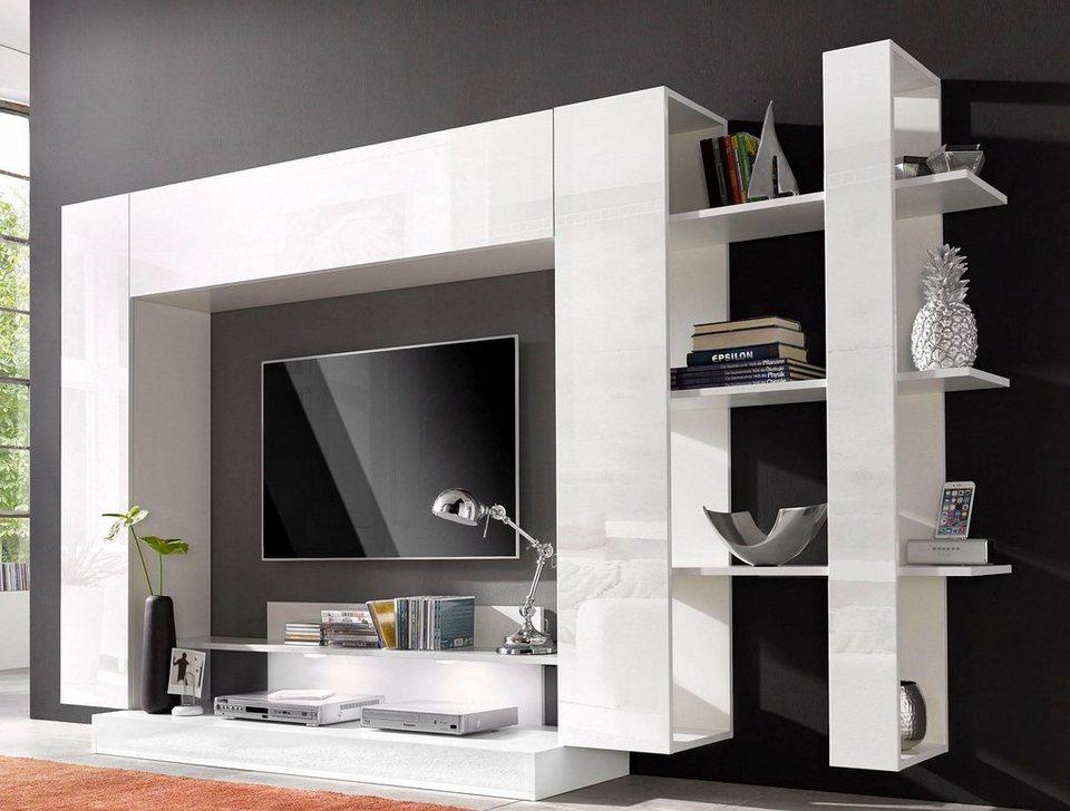 Wohnwand (4-tlg.) online kaufen | OTTO