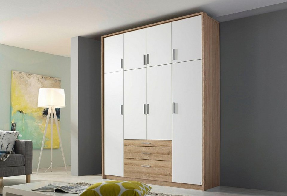 rauch pack s kleiderschrank online kaufen otto. Black Bedroom Furniture Sets. Home Design Ideas