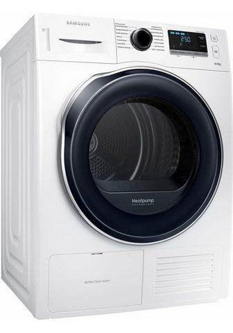 SAMSUNG Džiovyklė su šiluminiu siurbliu DV6000...
