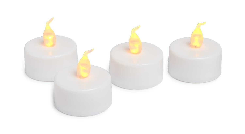 VBS LED Teelichte, 4 Stück
