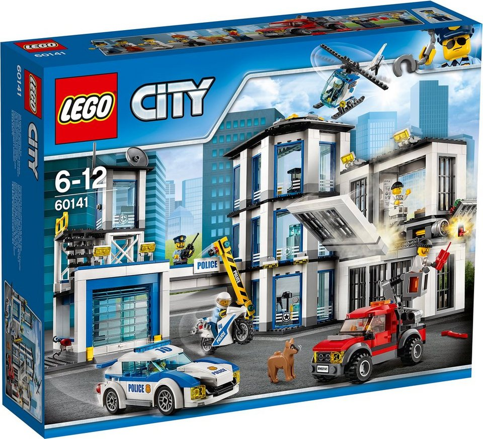 LEGO®, Polizeiwache (60141),  LEGO® City  kaufen