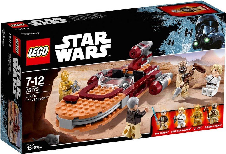 LEGO®, Luke& 39;s Landspeeder™ (75173),  LEGO® Star Wars™  online kaufen