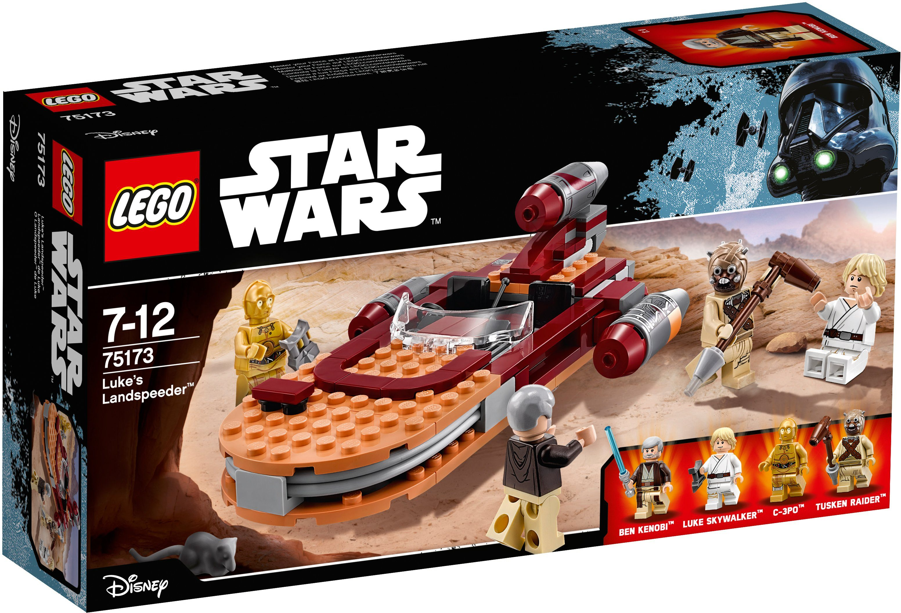 LEGO®, Luke's Landspeeder™ (75173), »LEGO® Star Wars™«