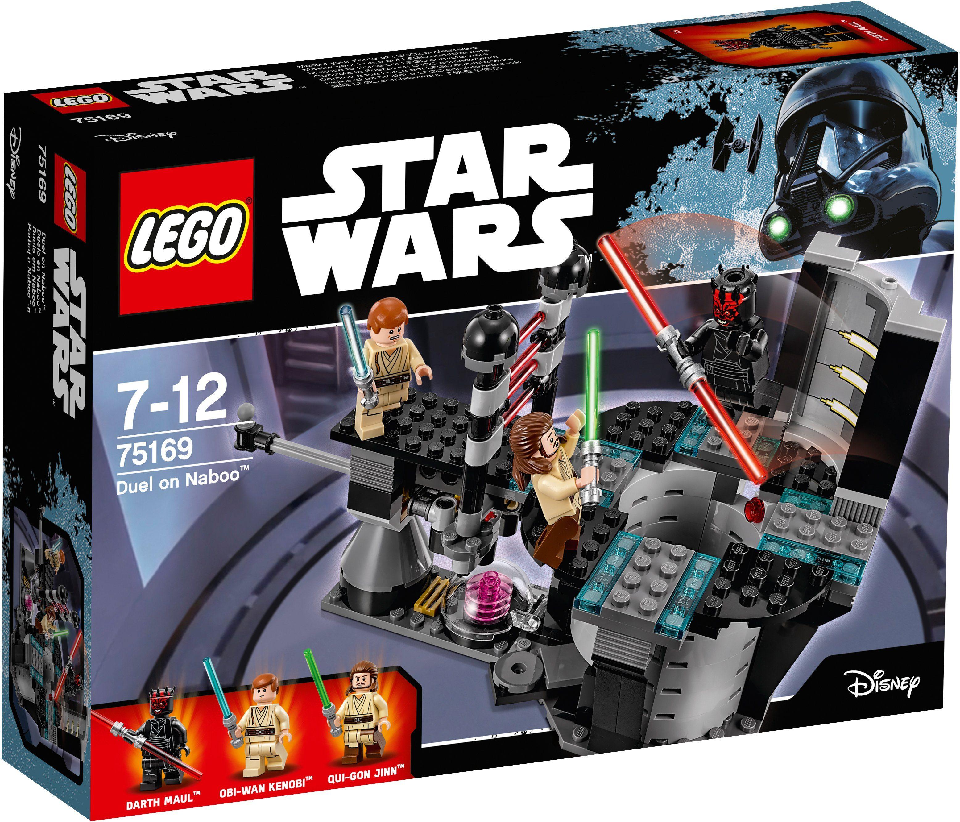 LEGO®, Duel on Naboo™ (75169), »LEGO® Star Wars™«