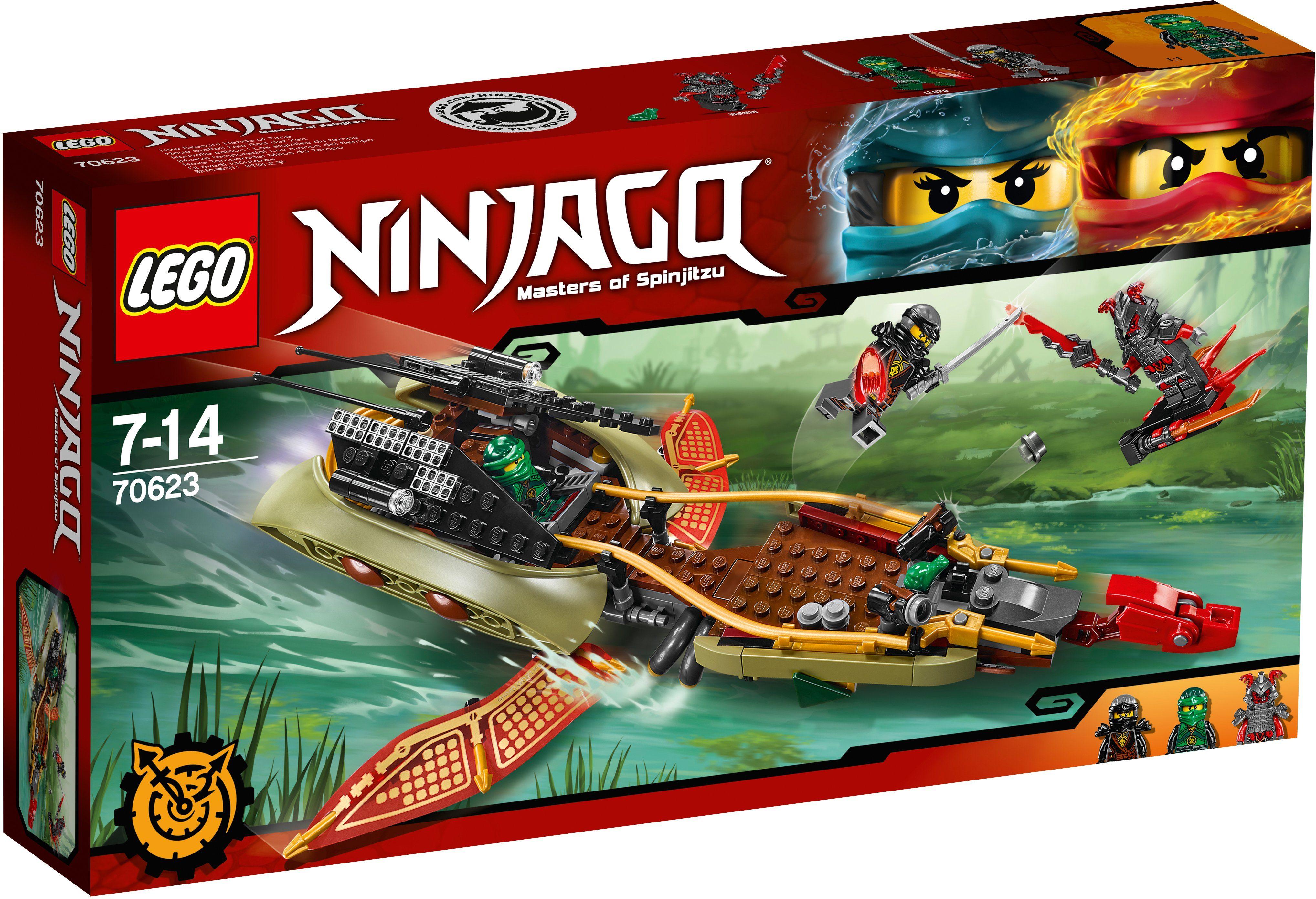 LEGO®, Schatten des Ninja-Flugseglers (70623), »LEGO® NINJAGO™«
