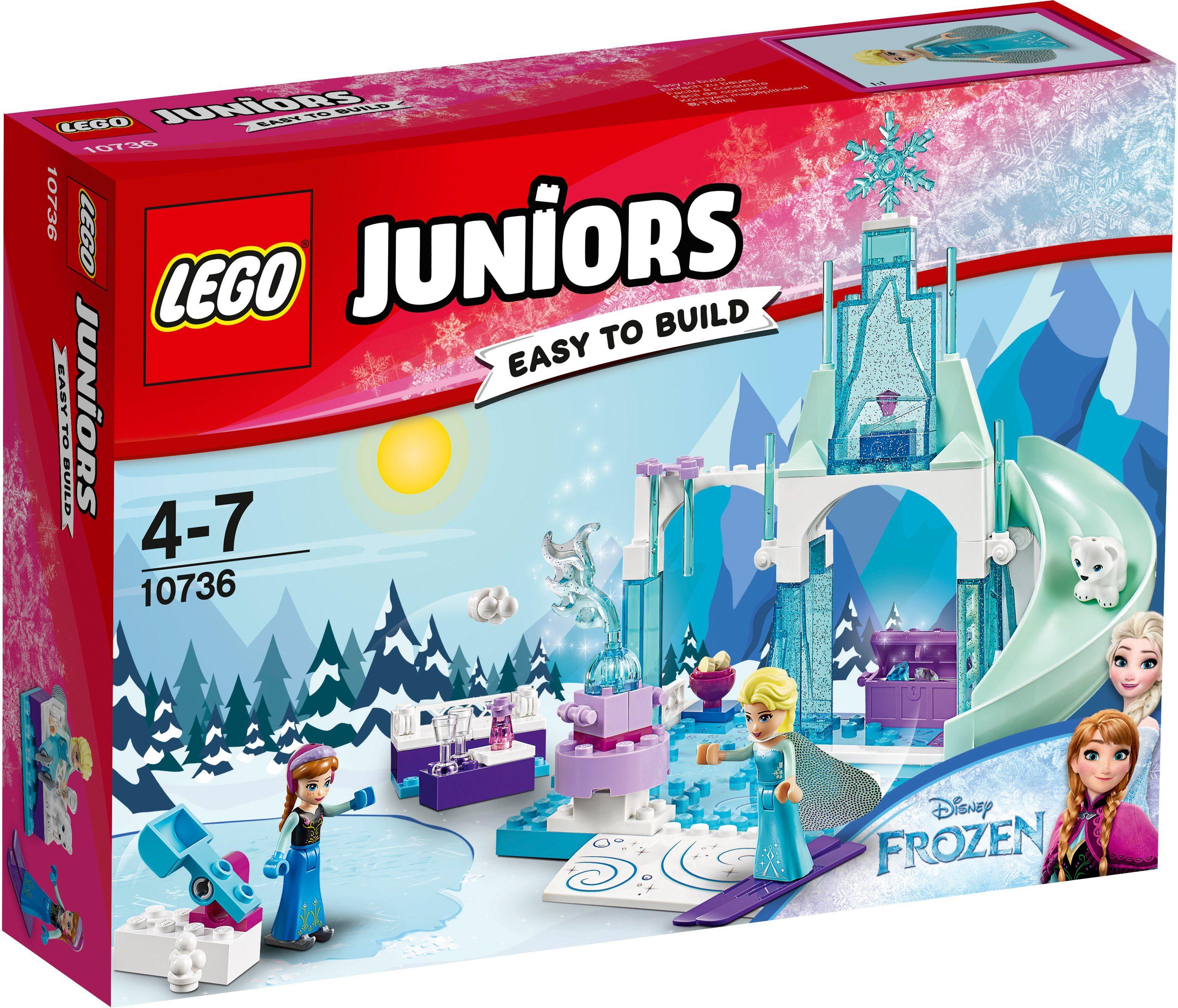 LEGO®, Annas & Elsas Eisspielplatz (10736), »LEGO® Juniors«