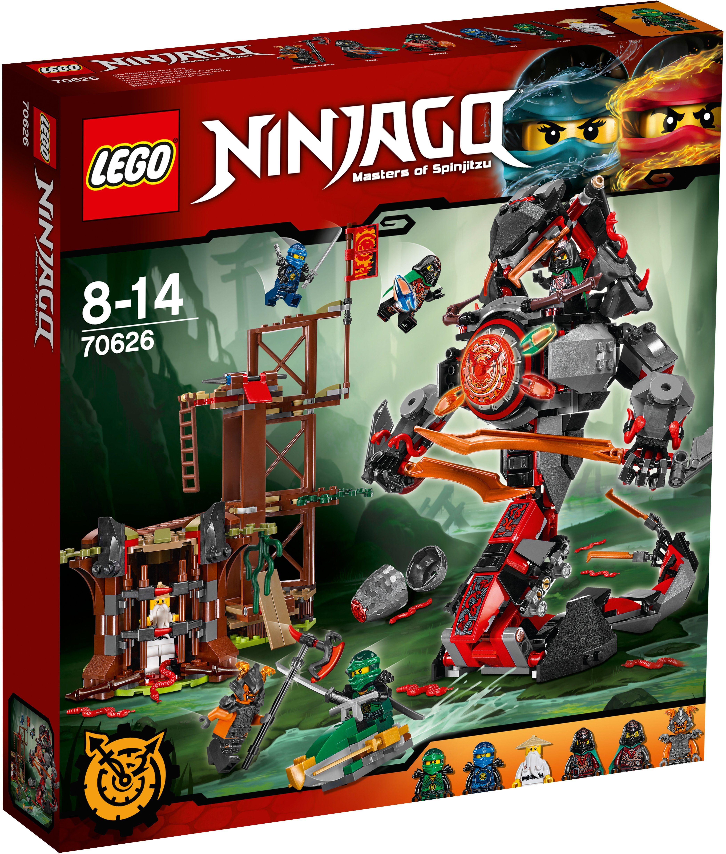 LEGO®, Verhängnisvolle Dämmerung (70626), »LEGO® NINJAGO™«