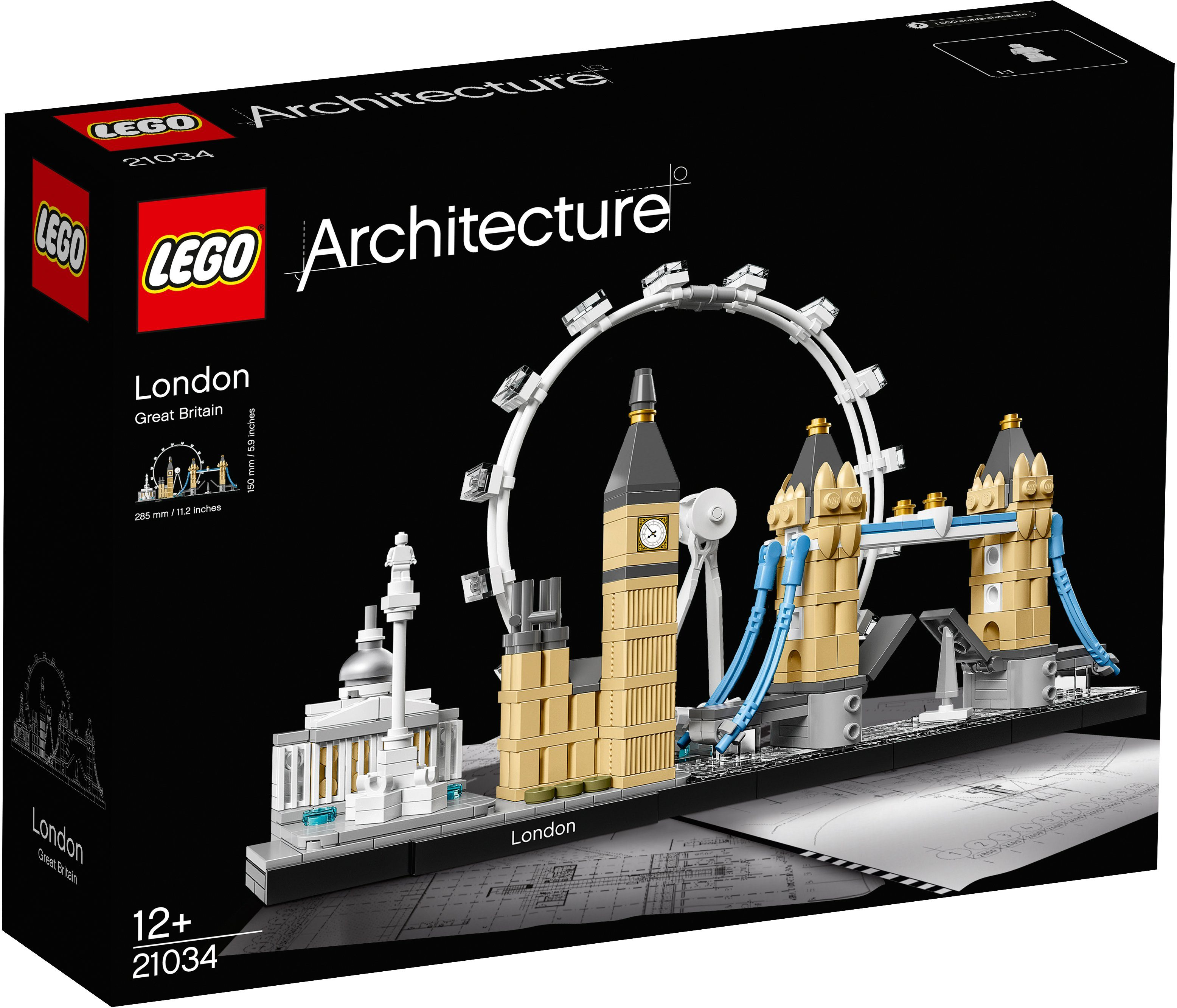 LEGO®, London (21034), »LEGO® Architecture«